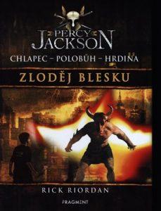 PERCY JACKSON – Zlodej Bleskov.