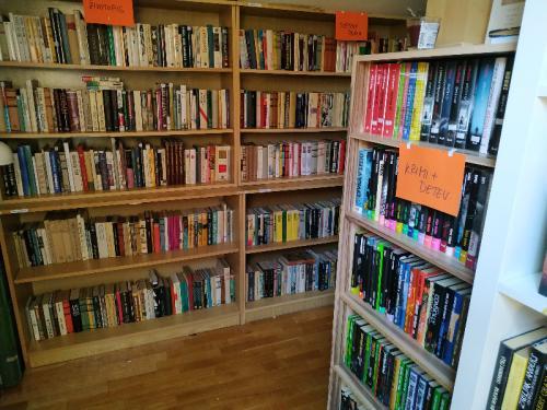 Svetová literatúra a kriminálky